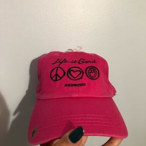 BRAND NEW Life is Good hat